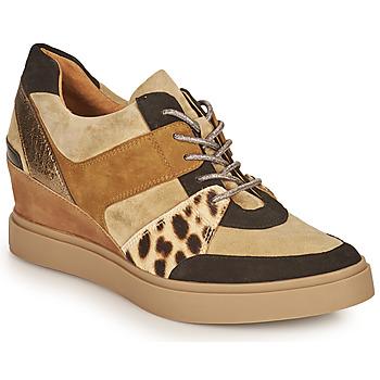 鞋子 女士 球鞋基本款 MAM'ZELLE PERRY 米色 / 黑色 / Leopard