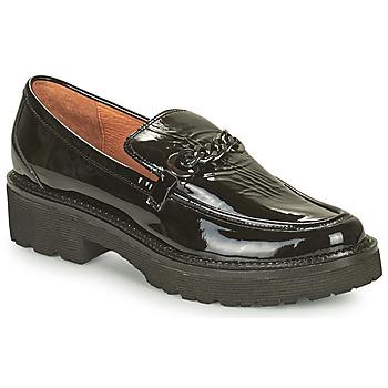 鞋子 女士 皮便鞋 MAM'ZELLE ROE 黑色