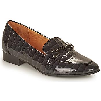 鞋子 女士 皮便鞋 MAM'ZELLE ZIDONA 黑色