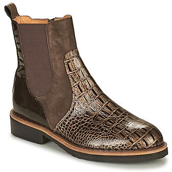 鞋子 女士 短筒靴 MAM'ZELLE JUDE 棕色