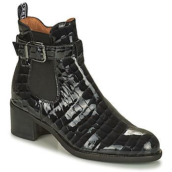 鞋子 女士 短筒靴 MAM'ZELLE LOPEZ 黑色