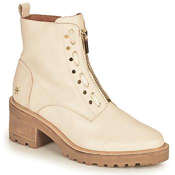 鞋子 女士 短筒靴 MAM'ZELLE QUITO 白色