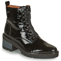 鞋子 女士 短筒靴 MAM'ZELLE QUITO 黑色