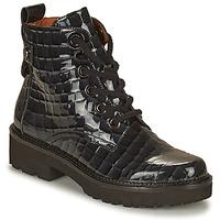 鞋子 女士 短筒靴 MAM'ZELLE RANGI 黑色
