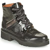 鞋子 女士 短筒靴 MAM'ZELLE ROLL 黑色
