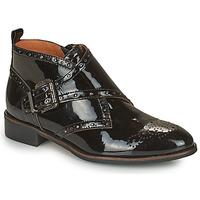 鞋子 女士 短筒靴 MAM'ZELLE SANTANA 黑色