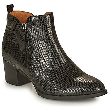 鞋子 女士 短靴 MAM'ZELLE TILIA 黑色