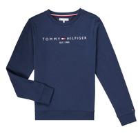 衣服 男孩 卫衣 Tommy Hilfiger TERRIS 海蓝色