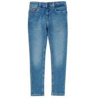 衣服 男孩 牛仔铅笔裤 Tommy Hilfiger SIMON 蓝色