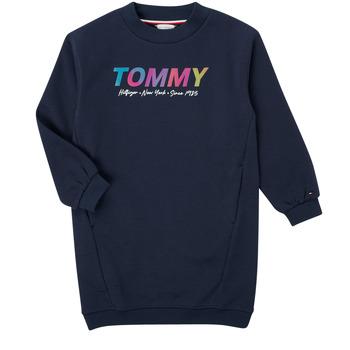衣服 女孩 短裙 Tommy Hilfiger BELISTA 海蓝色
