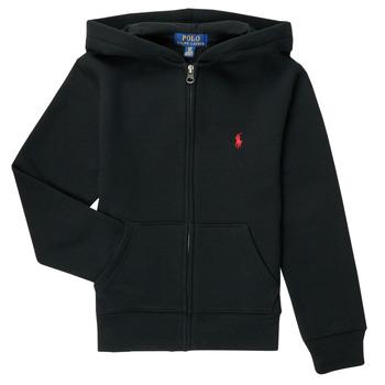 衣服 男孩 卫衣 Polo Ralph Lauren SINELA 黑色