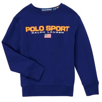 衣服 男孩 卫衣 Polo Ralph Lauren SENINA 海蓝色