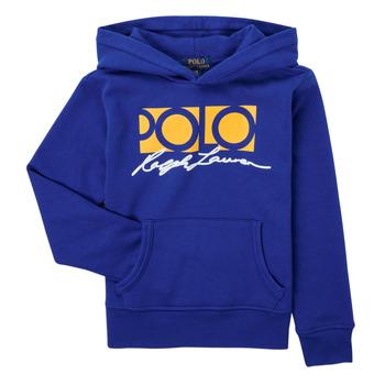 衣服 男孩 卫衣 Polo Ralph Lauren SILENA 海蓝色