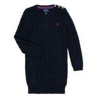 衣服 女孩 短裙 Polo Ralph Lauren RURBE 海蓝色