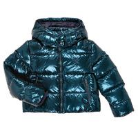 衣服 女孩 羽绒服 Polo Ralph Lauren TREPIDA 海蓝色