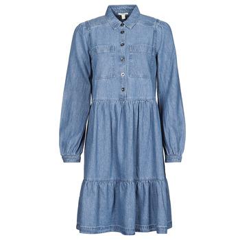 衣服 女士 短裙 Esprit 埃斯普利 COO DRESS 蓝色