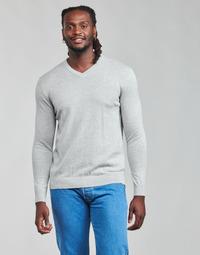 衣服 男士 羊毛衫 Esprit 埃斯普利 F PIMA V-NK 灰色