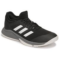 鞋子 男士 户外运动 adidas Performance 阿迪达斯运动训练 Court Team Bounce M 黑色