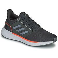 鞋子 男士 跑鞋 adidas Performance 阿迪达斯运动训练 EQ19 RUN 黑色