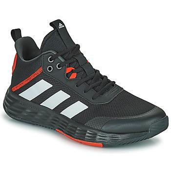 鞋子 男士 篮球 adidas Performance 阿迪达斯运动训练 OWNTHEGAME 2.0 黑色