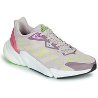 鞋子 女士 跑鞋 adidas Performance 阿迪达斯运动训练 X9000L2 W 紫罗兰 / 玫瑰色