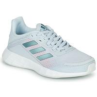 鞋子 女孩 跑鞋 adidas Performance 阿迪达斯运动训练 DURAMO SL K 蓝色