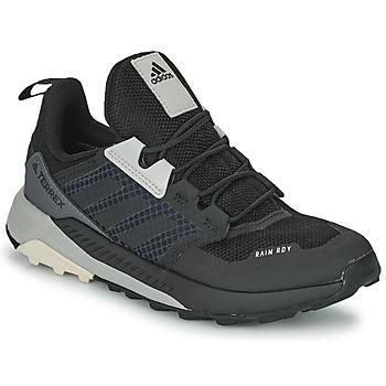 鞋子 儿童 登山 adidas Performance 阿迪达斯运动训练 TERREX TRAILMAKER R 黑色