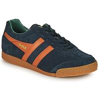 鞋子 男士 球鞋基本款 Gola HARRIER 海蓝色 / 橙色