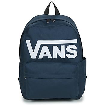 包 双肩包 Vans 范斯 OLD SKOOL DROP V BACKPACK 蓝色