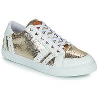鞋子 女士 球鞋基本款 Les Tropéziennes par M Belarbi SUZIE 金色 / 白色
