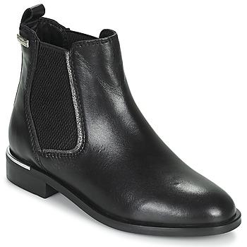 鞋子 女士 短筒靴 Les Tropéziennes par M Belarbi MYLA 黑色 / 银灰色