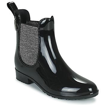 鞋子 女士 雨靴 Les Tropéziennes par M Belarbi RAINBOO 黑色 / 银灰色