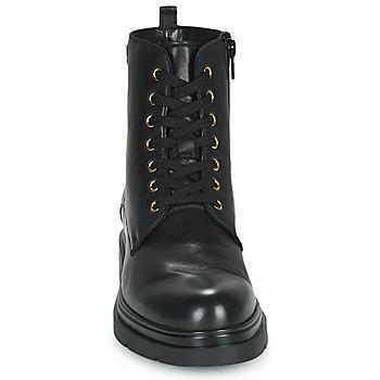 鞋子 女士 短筒靴 Les Tropéziennes par M Belarbi SORAYA 黑色
