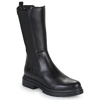 鞋子 女士 短筒靴 Les Tropéziennes par M Belarbi SADDIE 黑色