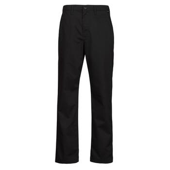 衣服 男士 休闲裤 Vans 范斯 AUTHENTIC CHINO LOOSE PANT 黑色