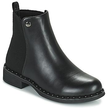 鞋子 女士 短筒靴 Les P'tites Bombes CALLISTA 黑色