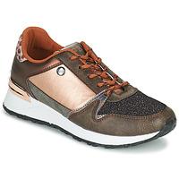 鞋子 女士 球鞋基本款 Les P'tites Bombes CINDY 金色 / 古銅色