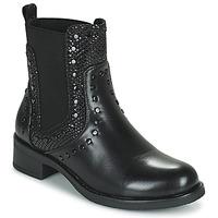 鞋子 女士 短筒靴 Les P'tites Bombes ALONA 黑色