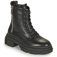 鞋子 女士 短筒靴 Les P'tites Bombes CIANA 黑色