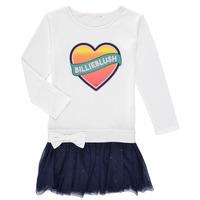 衣服 女孩 短裙 Billieblush FRENIA 白色