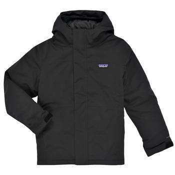 衣服 男孩 羽绒服 Patagonia 巴塔哥尼亚 EVERYDAY READY JACKET 黑色