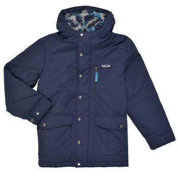 衣服 男孩 羽绒服 Patagonia 巴塔哥尼亚 INFURNO JACKET 海蓝色