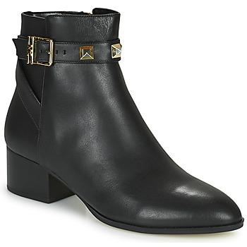 鞋子 女士 短筒靴 Michael by Michael Kors BRITTON 黑色