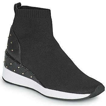 鞋子 女士 高帮鞋 Michael by Michael Kors SKYLE 黑色