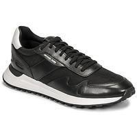 鞋子 男士 球鞋基本款 Michael by Michael Kors MILES 黑色