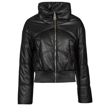 衣服 女士 羽绒服 Liu Jo WF1270 黑色