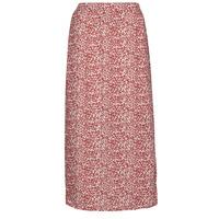 衣服 女士 半身裙 Betty London OSWANI 铁锈色 / 白色