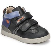鞋子 男孩 高帮鞋 Biomecanics BIOEVOLUTION BOY 海蓝色