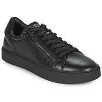 鞋子 男士 球鞋基本款 Calvin Klein Jeans LOW TOP LACE UP 黑色