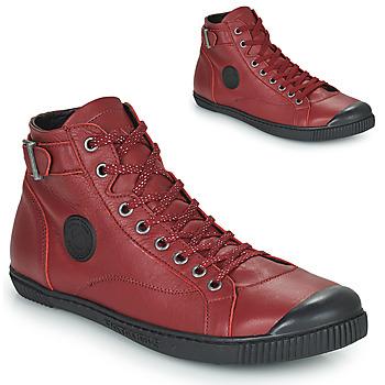 鞋子 女士 高帮鞋 Pataugas LATSA 红色